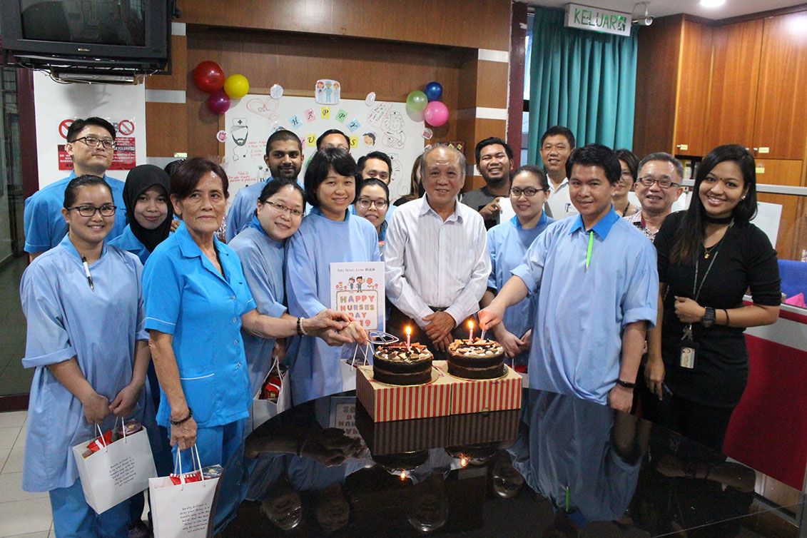 30-04-2019 Nurses' Day Celebration