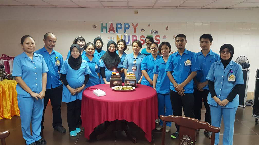 Nurses' Day Celebration At Puchong