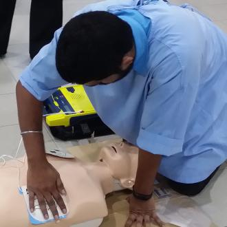 CPR & AED Refresher Course for SSL Dialysis Nurses (PJ)