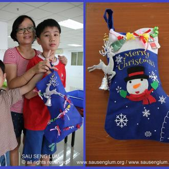 Art & Craft Competition by SSL Special Needs Programme