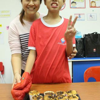 Special Needs Programme Baking Competition